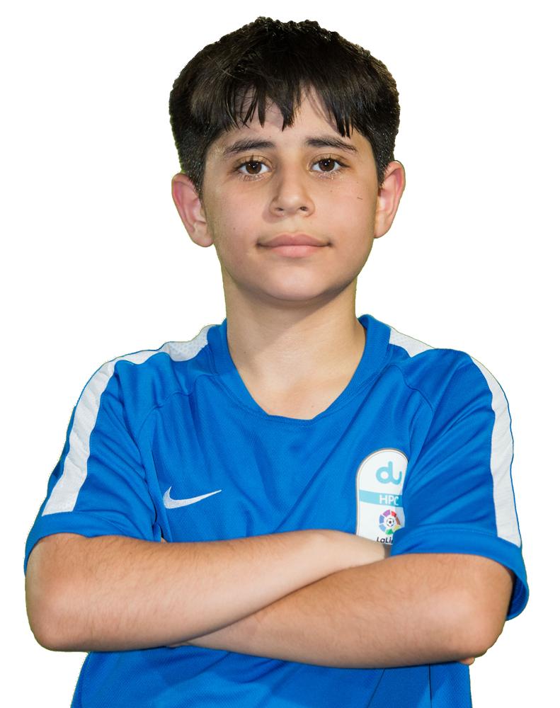 Amir Hossein Perad